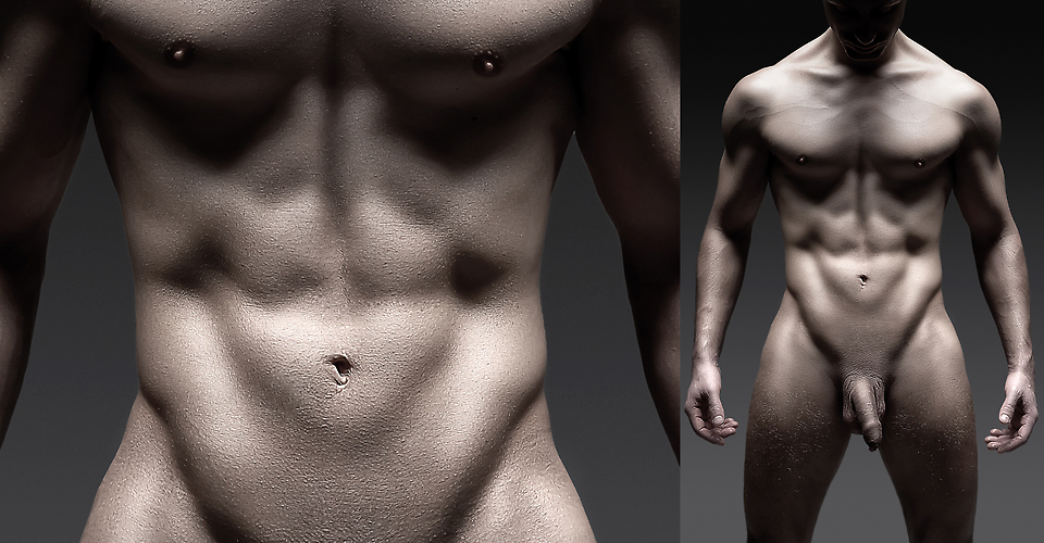 Vídeos de hombres gays desnudos en público -